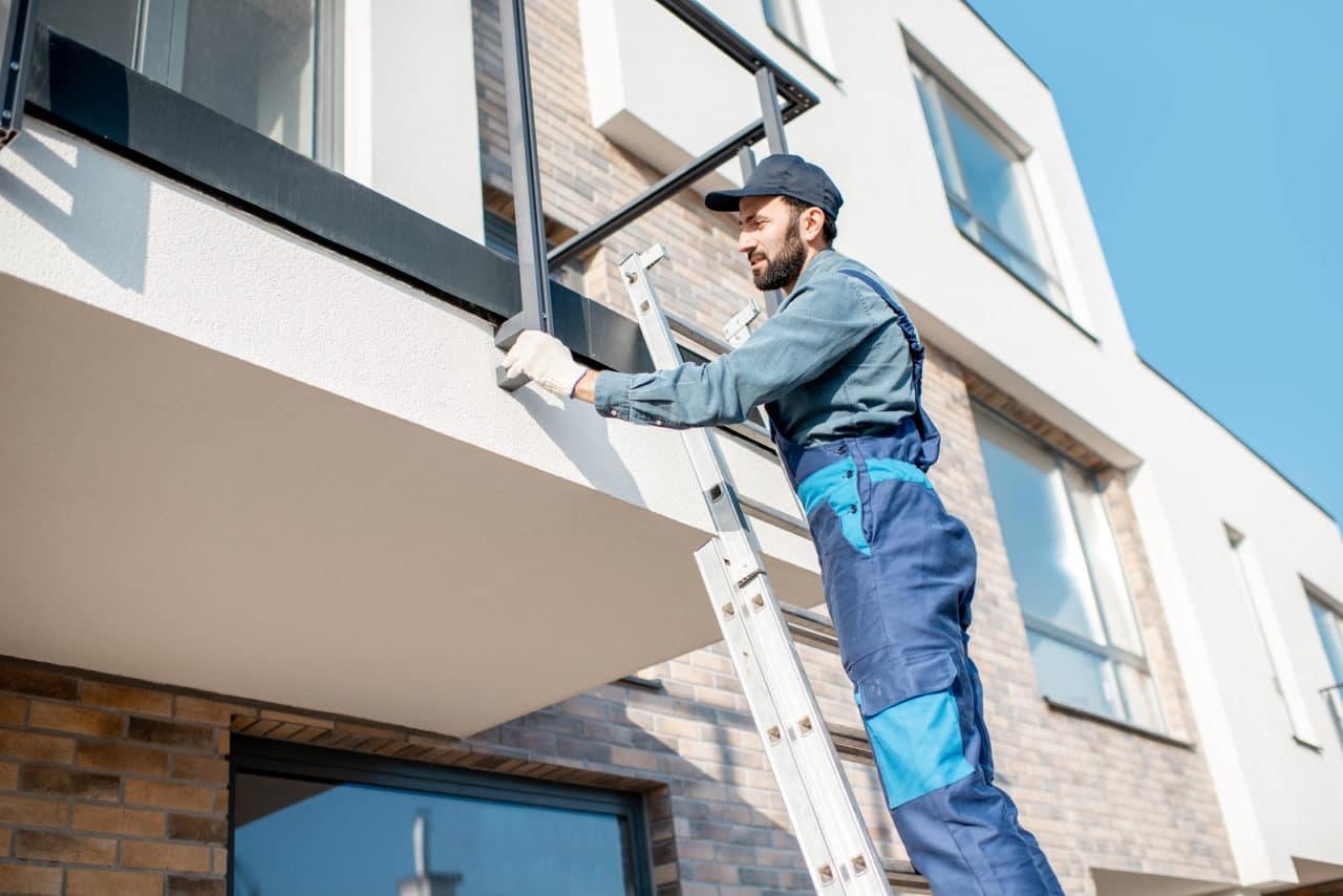 Balkon sanieren
